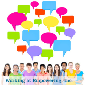 Working at Empowering, inc. Serviices